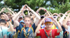 23World Scout Jamboree 'Thank you!'
